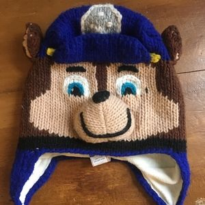 035f0b71b24 Children s Knit Paw Patrol Chase Hat